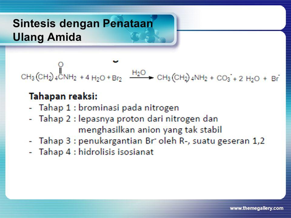 Sintesis dengan Penataan Ulang Amida www.themegallery.com