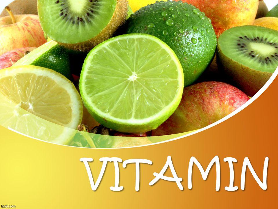 Vitamin B2 PEMERIAN : Serbuk hablur; kuning sampai kuning jingga; bau lemah; rasa agak pahit.