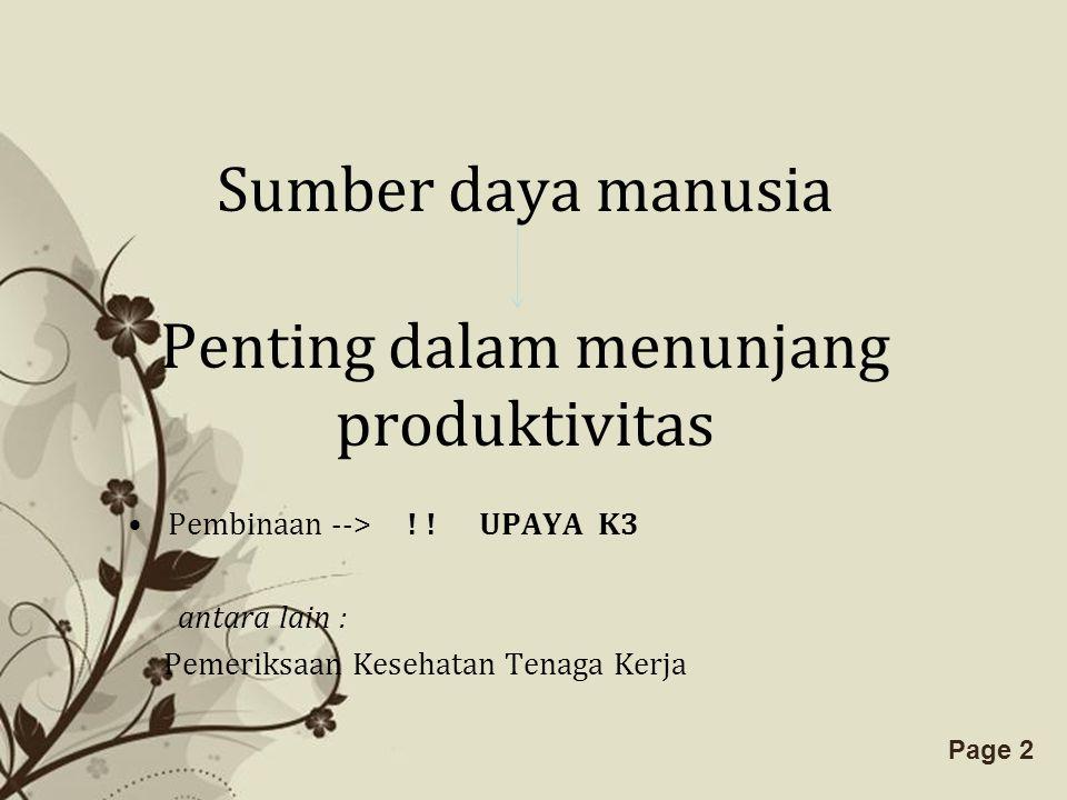 Free Powerpoint TemplatesPage 13 Peraturan perundangan di Indonesia tentang beberapa jenis pemeriksaan kesehatan pra kerja Keputusan Menakertrans No.