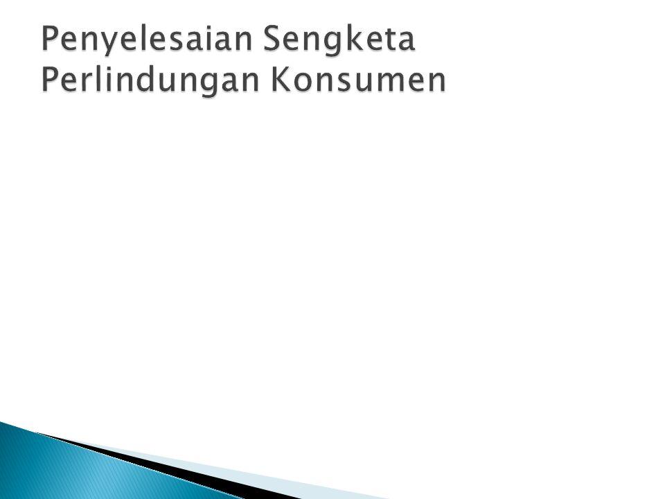  Dalam menangani dan menyelesaikan sengketa konsumen BPSK membentuk majelis, dengan jumlah anggota yang harus berjumlah ganjil, yang terdiri dari sekurang- kurangnya 3 (tiga) orang yang mewakili semua unsur, dan dibantu oleh seorang panitera.