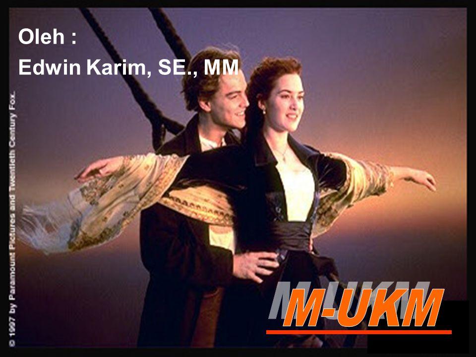 Oleh : Edwin Karim, SE., MM