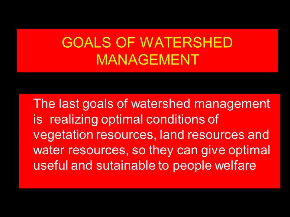 Oleh karena itu upaya pengelolaan DAS terpadu harus memperhatikan aspek- aspek berikut : 1)Lingkungan fisik 2)Lingkungan biotik 3)Lingkungan sosial ekonomi 4)Politik dan perundang-undangan