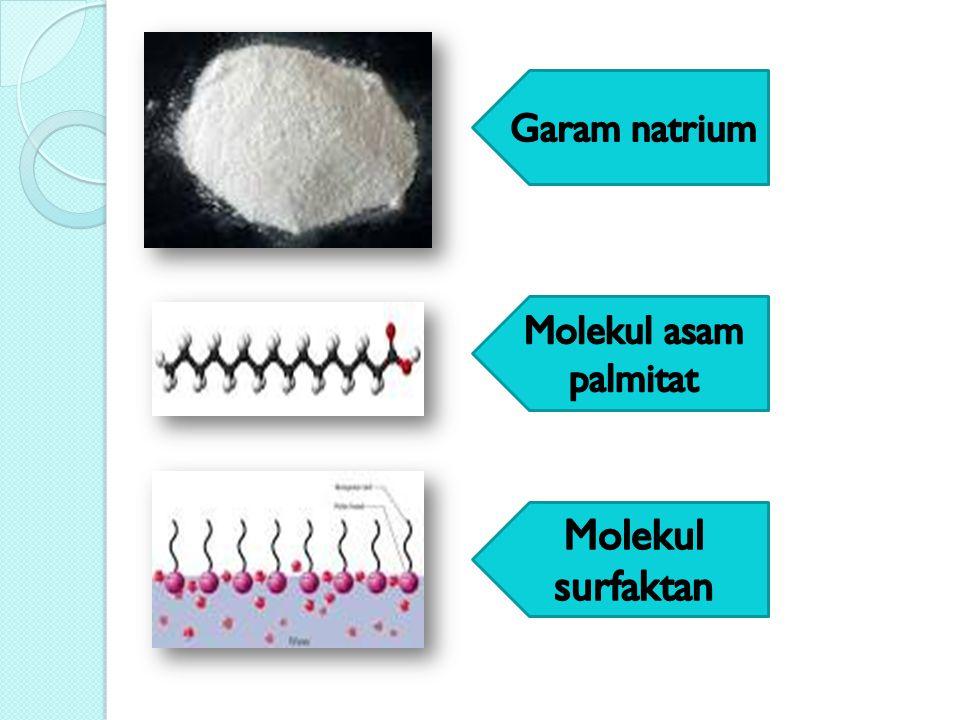 Terdapat dua macam sabun : 1.Sabun lunak >> sabun berbasa kalium hidroksida (KOH) 2.