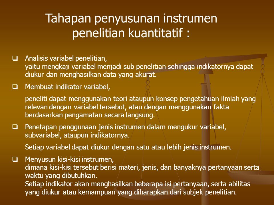 MACAM DATA KUALITATIF KUANTITATIF DISKRIT/ NOMINAL KONTINUM/ HSL PENGUKURAN ORDINAL INTERVAL RATIO 6
