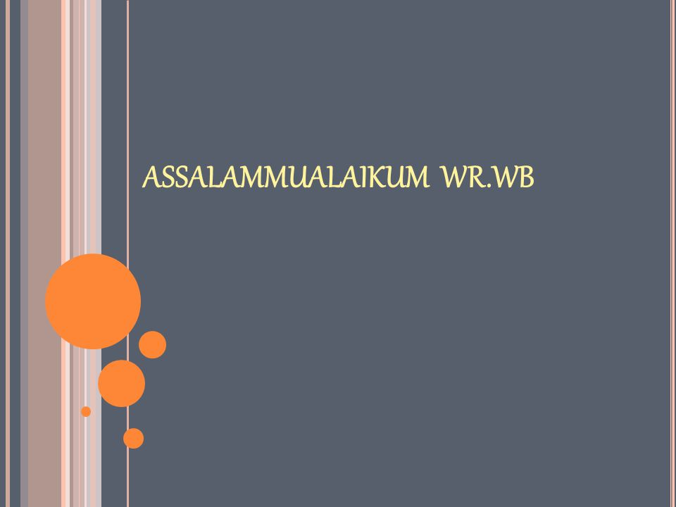 K ELOMPOK 3 A NGGOTA K ELOMPOK Laily Nur Uswatul Hasanah(141810401006) Femin Damayanti(141810401012) Siti Nurhalimah(141810401029) Anisatul Mukaromah(141810401045)