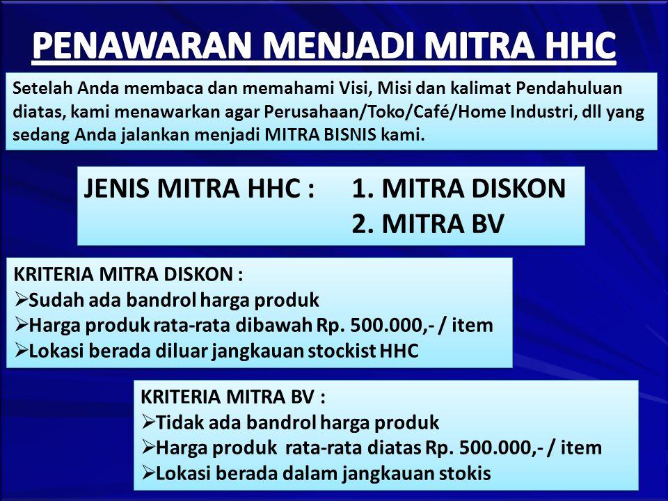 BV - BUSINESS VALUE = NILAI BISNIS.Misal : Toko XYZ menjual Produk TV dengan harga Rp.