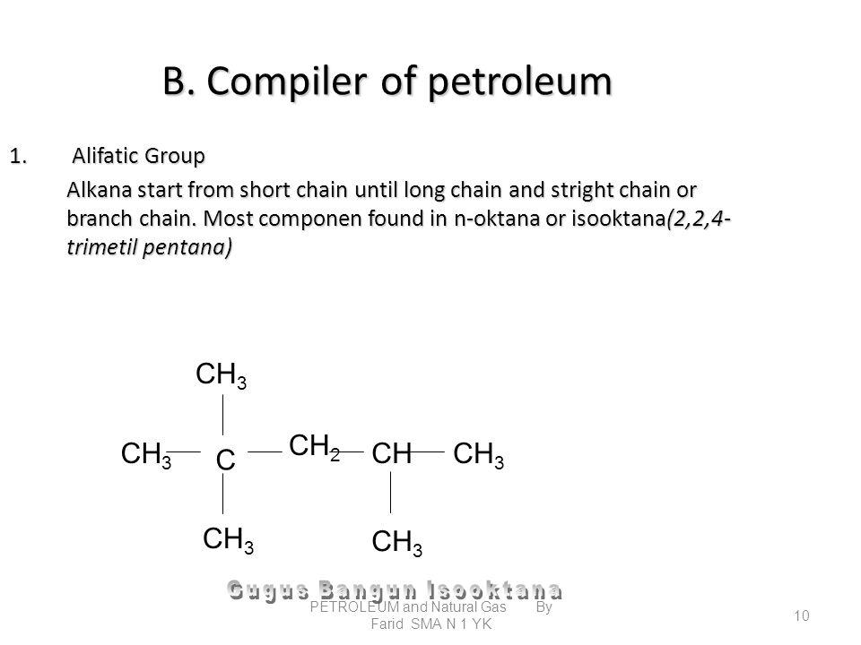 Minyak bumi terbentuk akibat adanya pengaruh kerja uap pada karbida-karbida logam dalam bumi (Mandeleyev, 1877). Di dalam minyak bumi terdapat logam a