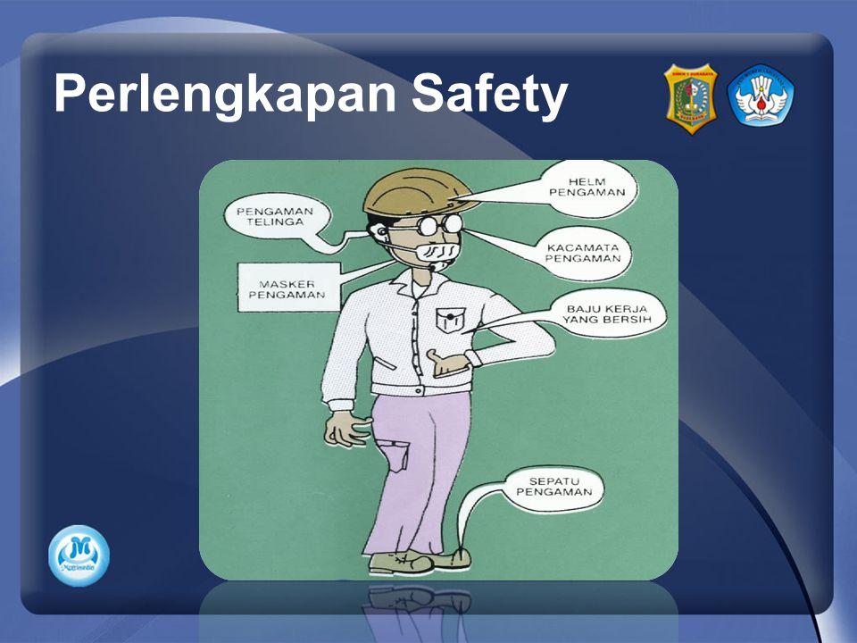 Perlengkapan Safety