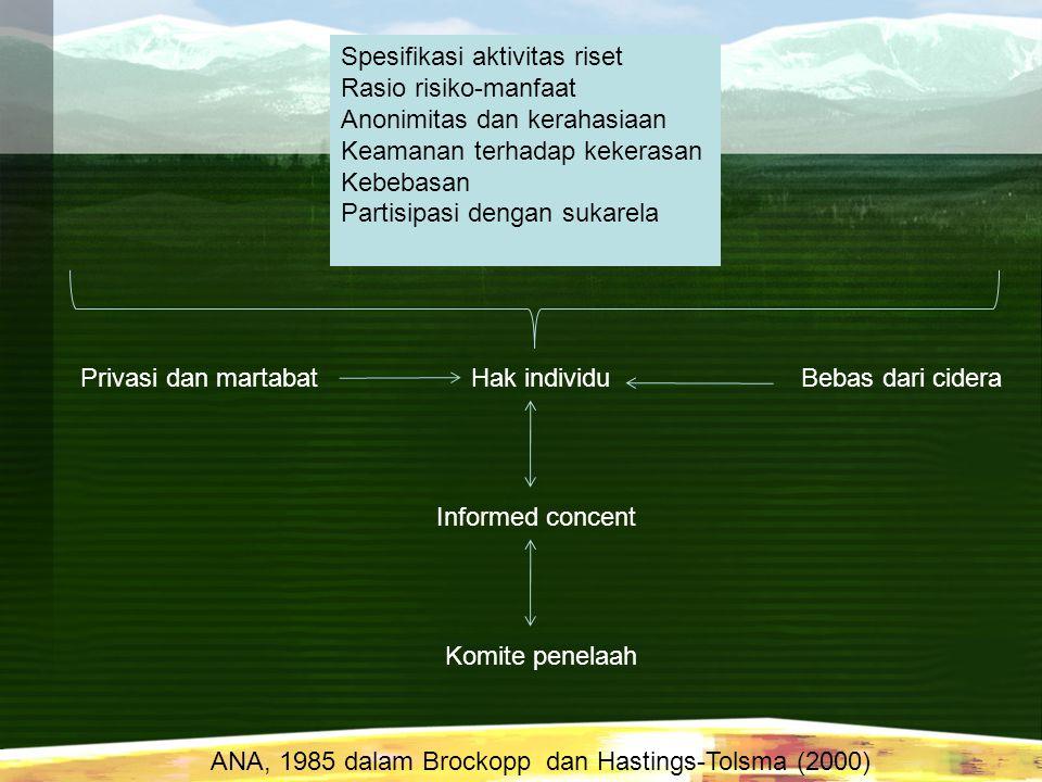 Landasan hukum di Indonesia PANCASILA = azaz perikemanusiaan UU tentang Kesehatan No.
