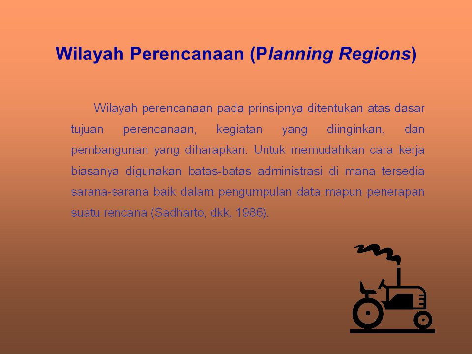 Wilayah Fungsional (Functional Regions)