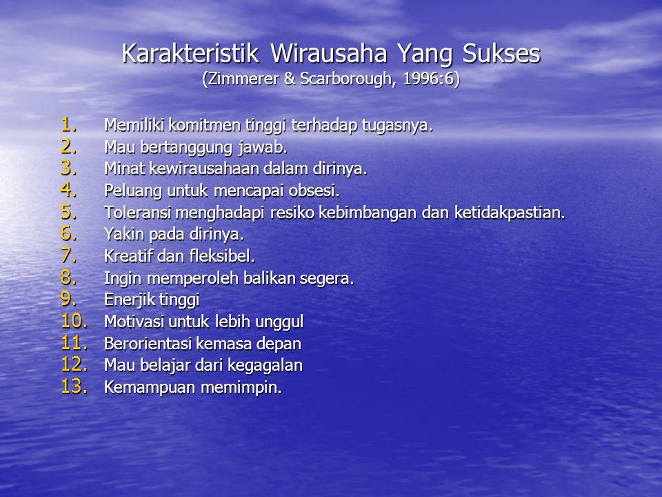 Mutiara Kegiatan Wirausaha menurut Islam 6.