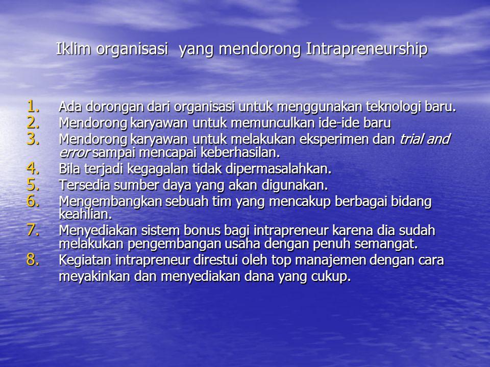 Mutiara Kegiatan Wirausaha menurut Islam 8.