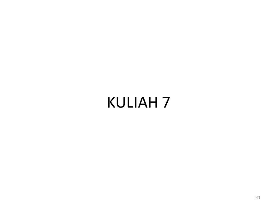 KULIAH 7 31