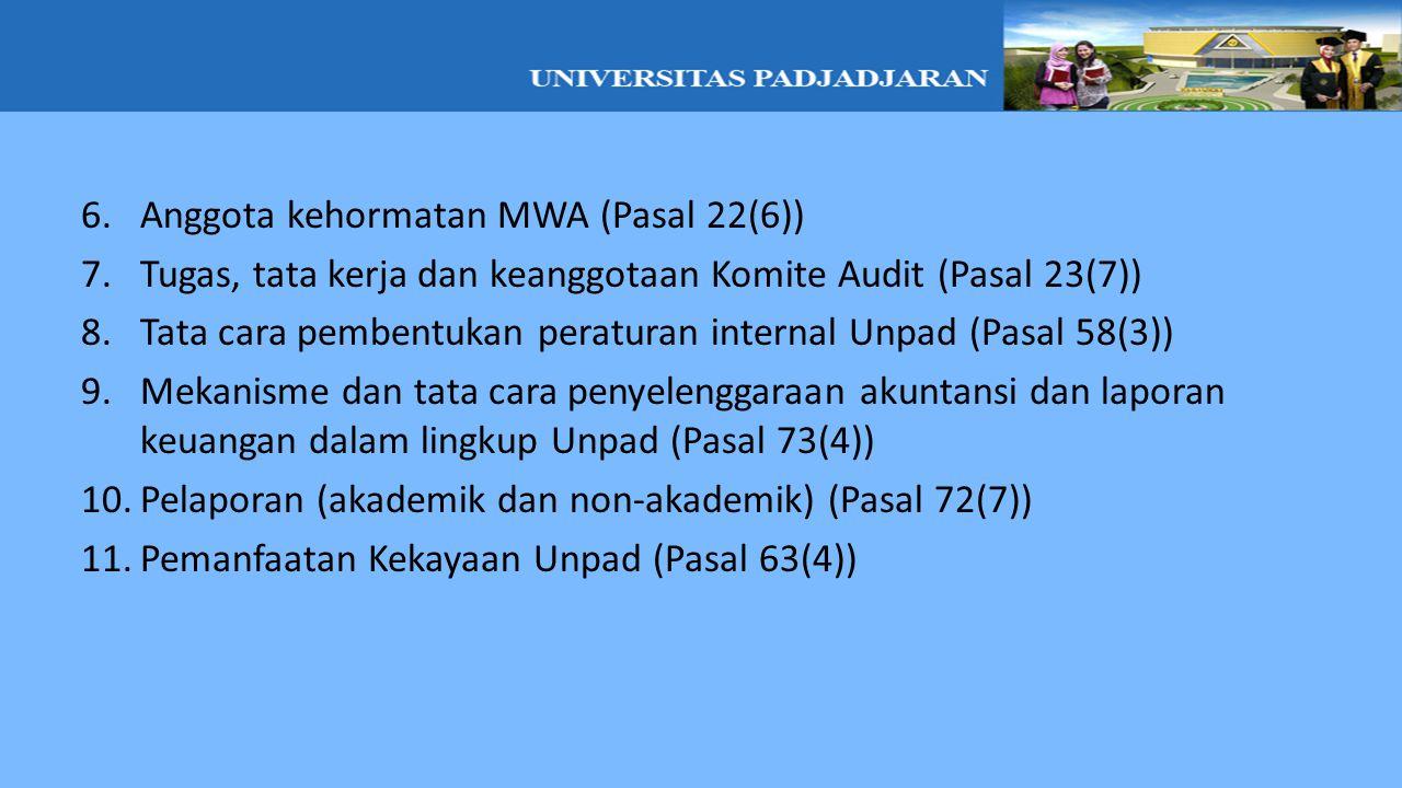 Rencana Kerja Mei-Juni 2015 1.Advokasi percepatan penetapan PP Statuta Unpad dan 3 PTN BH lainnya.