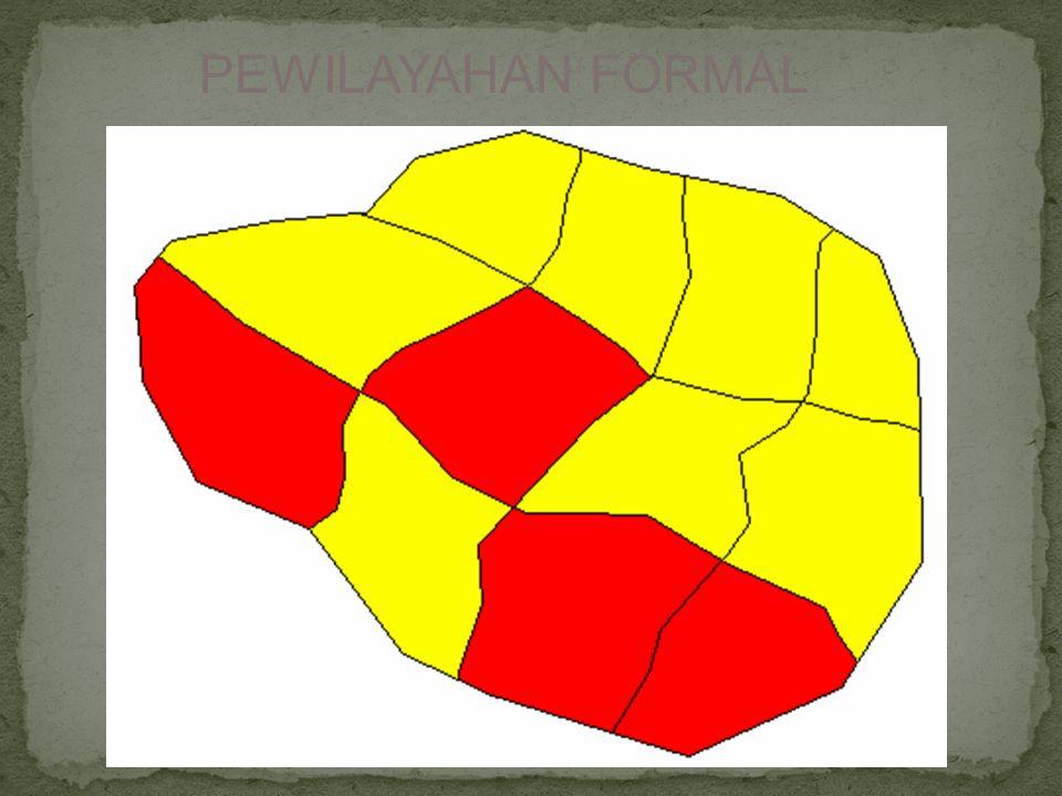 PEWILAYAHAN FORMAL