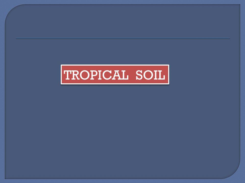  VolcanicBest soil structure  Oxisols  Alfisols  Ultisols  VertisolsWorst soil structure