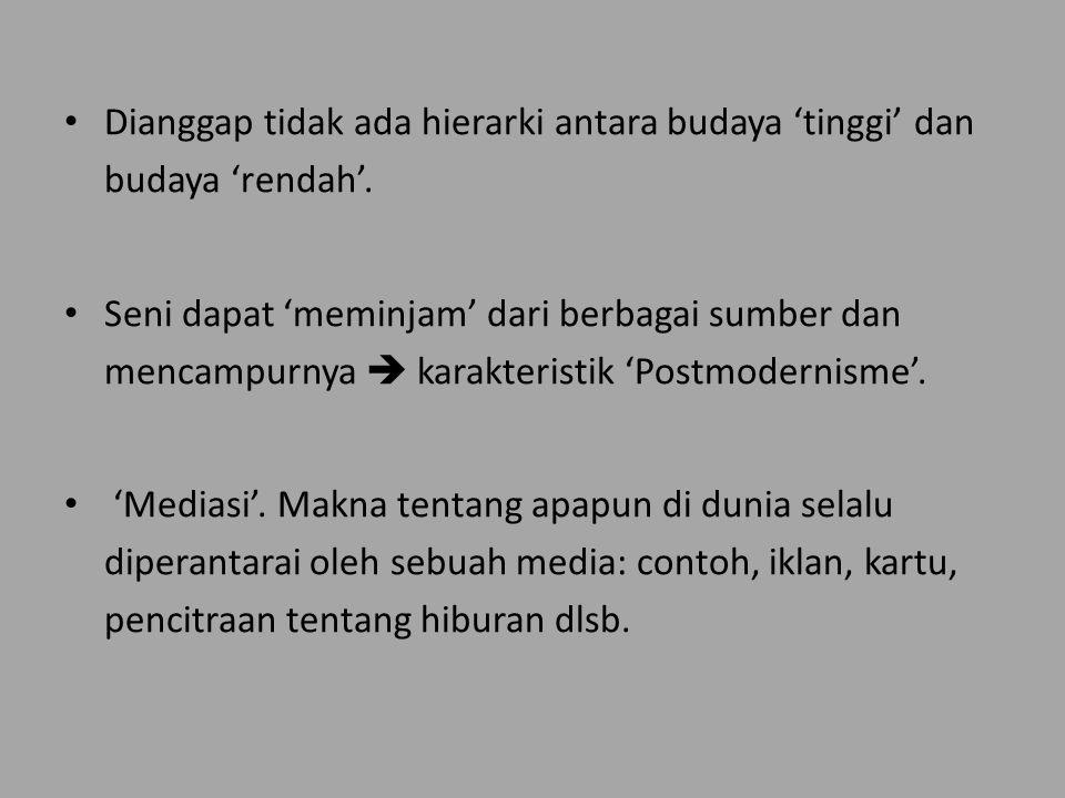 Seno Gumira Ajidarma.Panji Tengkorak: Kebudayaan dalam Perbincangan.