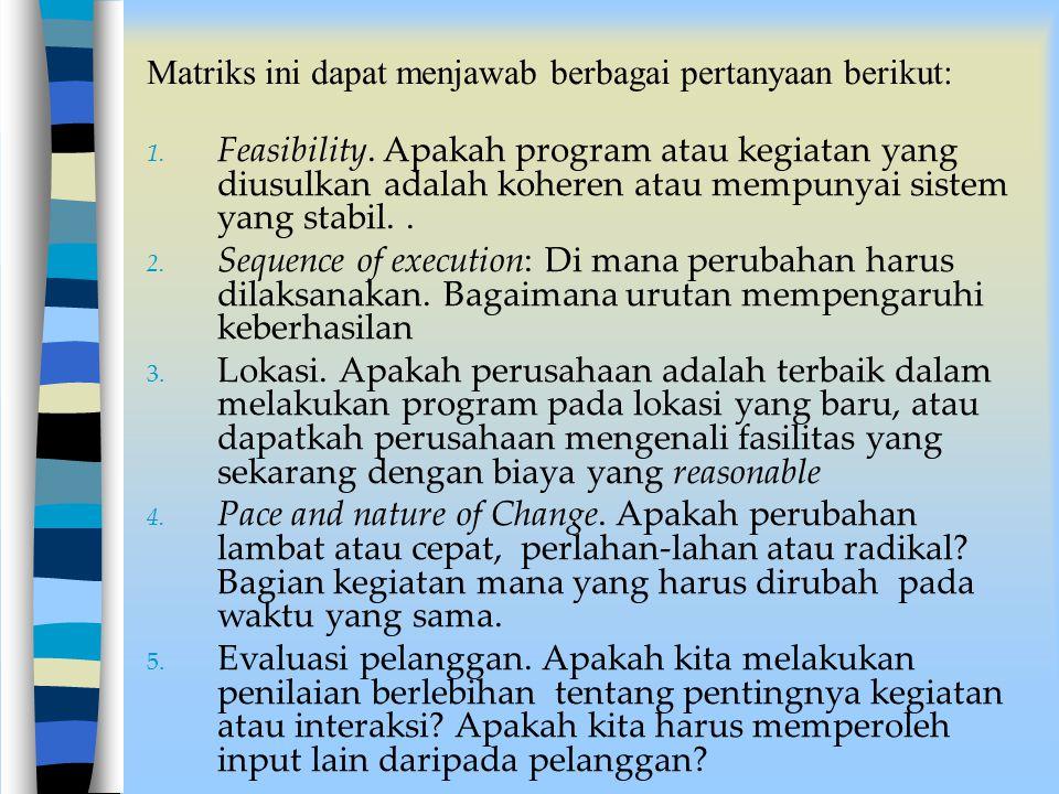 1.Feasibility.