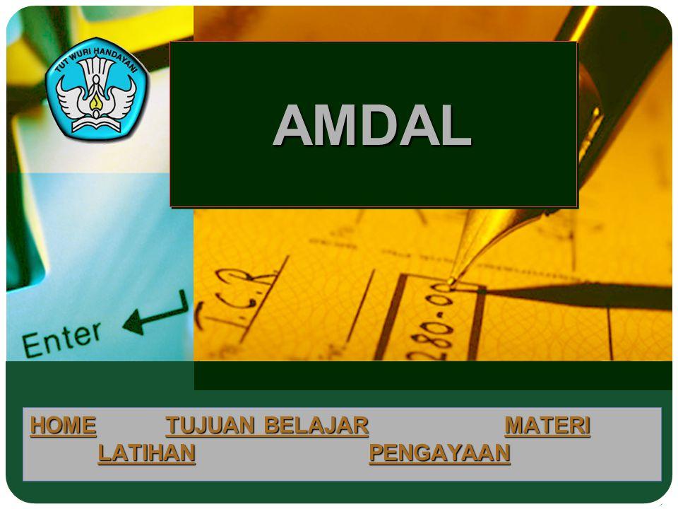 Adaptif Hal.: 12 AMDAL PENYUSUN SENO HARTONO,S.T.P M. RIYANTO,S.T.P SMKN 33 JAKARTA