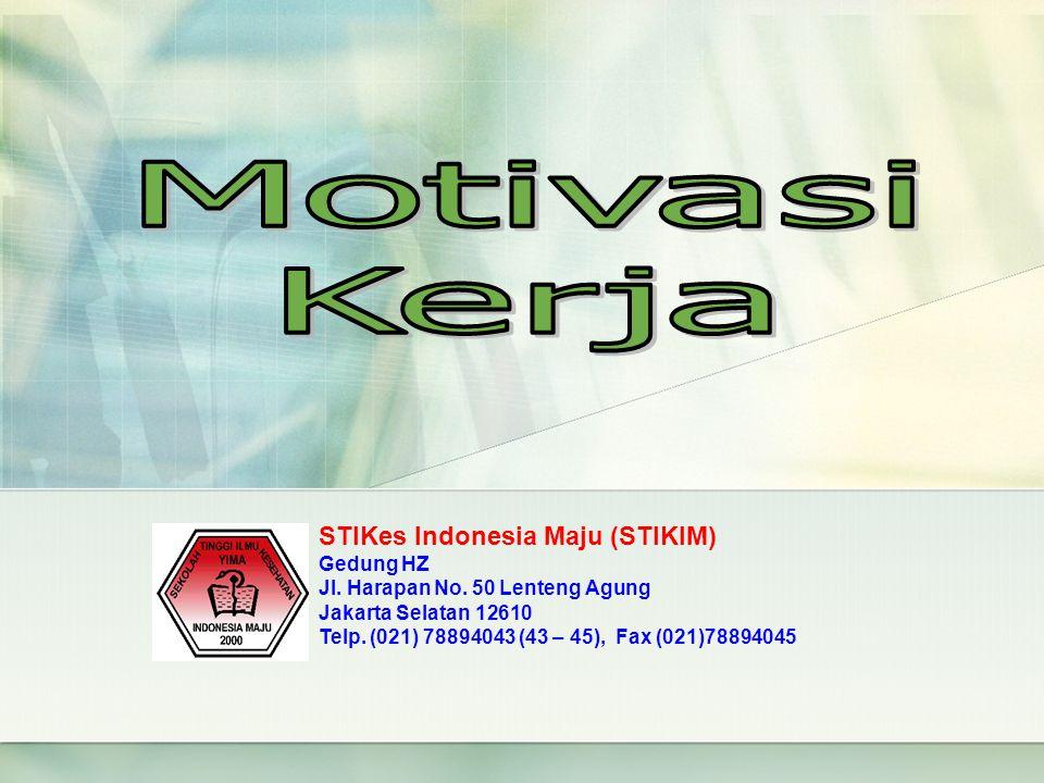 STIKes Indonesia Maju (STIKIM) Gedung HZ Jl.Harapan No.