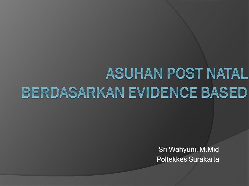 Sri Wahyuni, M.Mid Poltekkes Surakarta