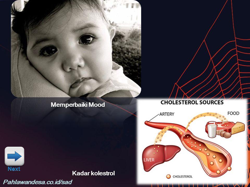 Memperbaiki Mood Kadar kolestrol Pahlawandesa.co.id/sad