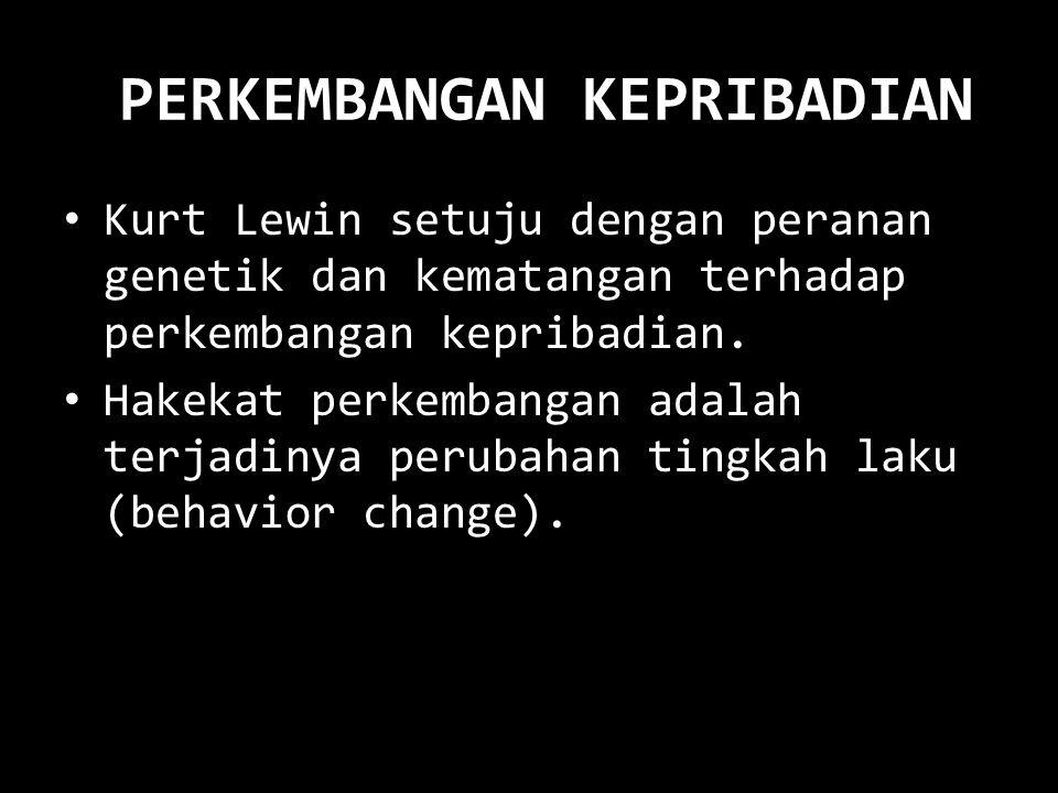 Arti perubahan ada 6 : 1.Perkembangan berarti perubahan dalam variasi tingkah laku.