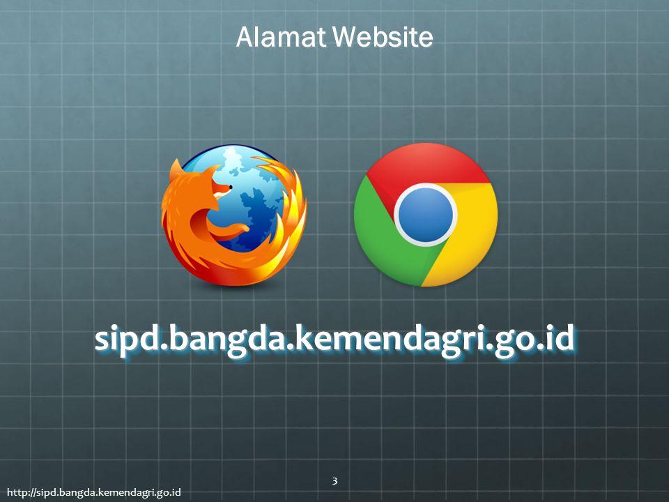 sipd.bangda.kemendagri.go.idsipd.bangda.kemendagri.go.id Alamat Website 3