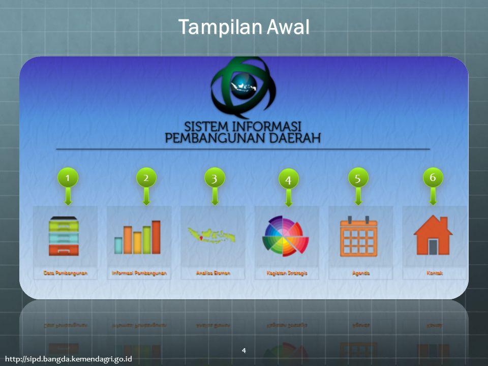 123 4 56 Tampilan Awal http://sipd.bangda.kemendagri.go.id 4