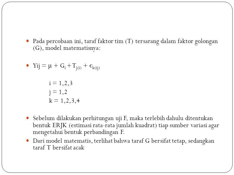 Penentuan ERJK 1.