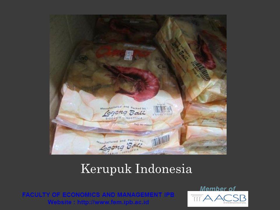 PENGEMBANGAN BISNIS BERBASIS KOMPETENSI PEREMPUAN Member of FACULTY OF ECONOMICS AND MANAGEMENT IPB Website : http://www.fem.ipb.ac.id Setiap minggu KWT Turi memasok sebanyak 75 hingga 200 botol ke Pemkot Bogor.