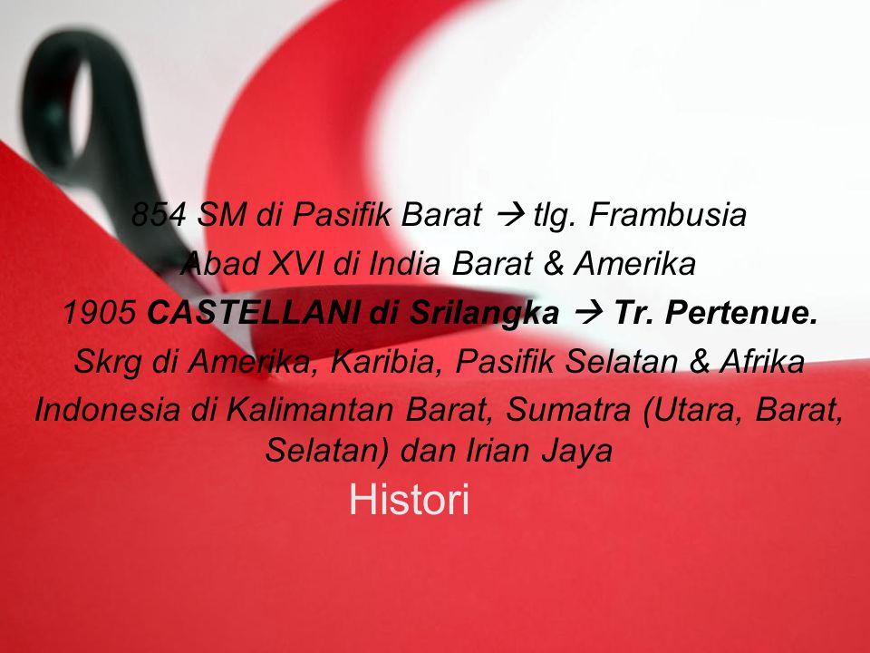 Histori 854 SM di Pasifik Barat  tlg.