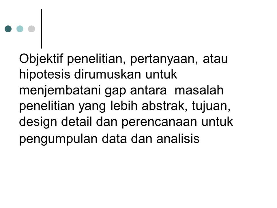 Hipotesis sederhana v.