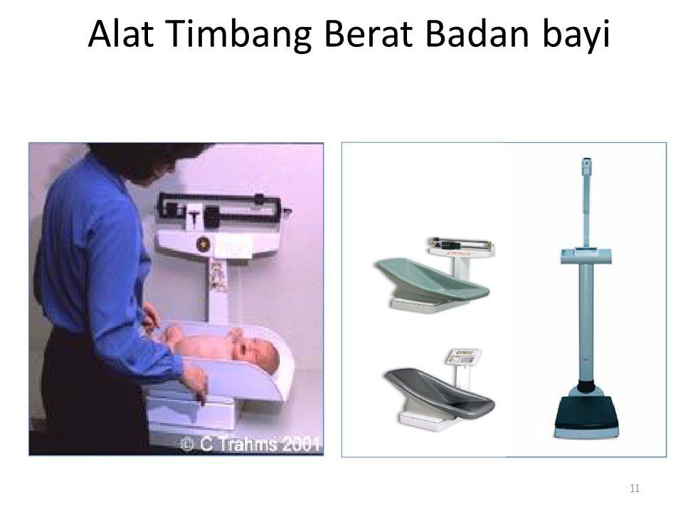Alat Timbang Berat Badan bayi 11
