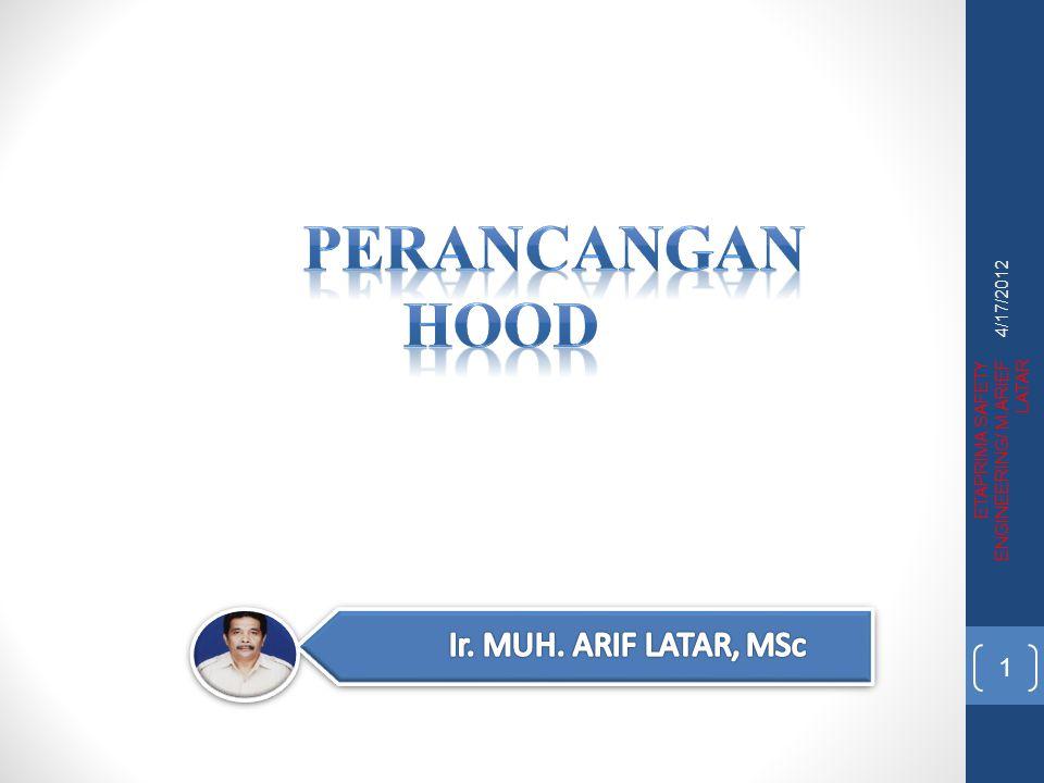 ETAPRIMA SAFETY ENGINEERING/ M.ARIEF LATAR 4/17/2012 1