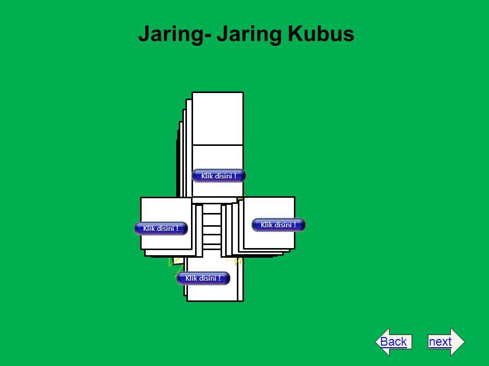 Jaring- Jaring Kubus Klik disini ! Backnext