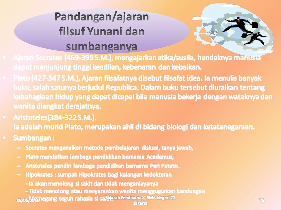 08/06/201575 Sejarah Peminatan X SMA Negeri 71 Jakarta