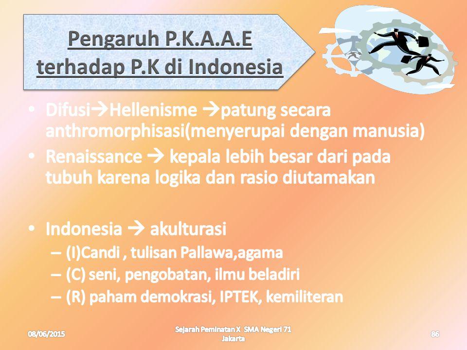08/06/201586 Sejarah Peminatan X SMA Negeri 71 Jakarta