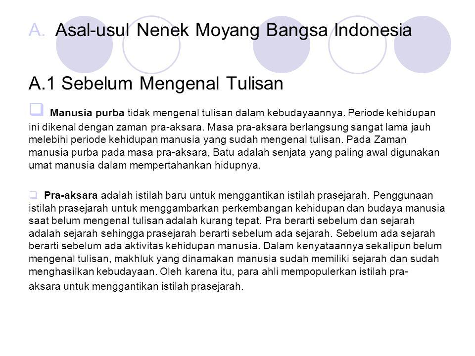 Gambar: Wilayah kepulauan indonesia