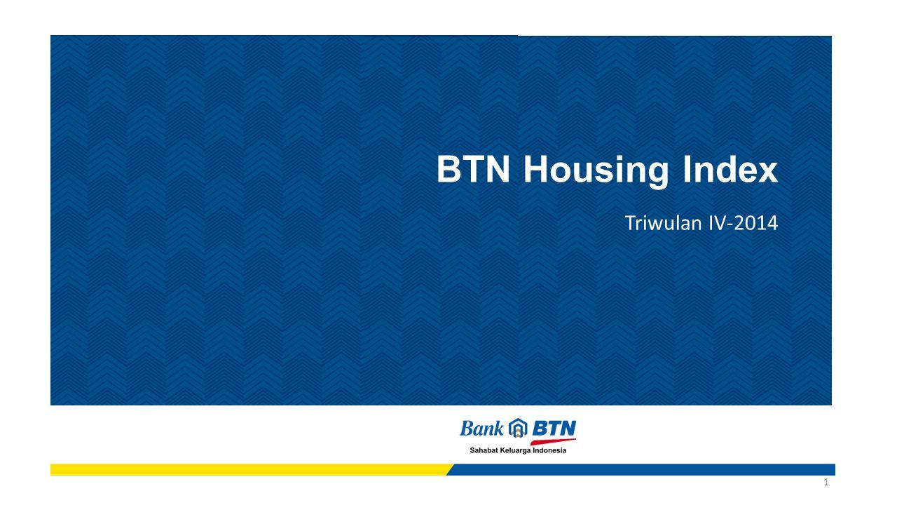 BTN Housing Index Triwulan IV-2014 1