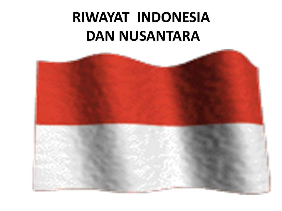 Kepulauan Indonesia merupakan wilayah strategis sebagai lintas perdagangan manca negara.
