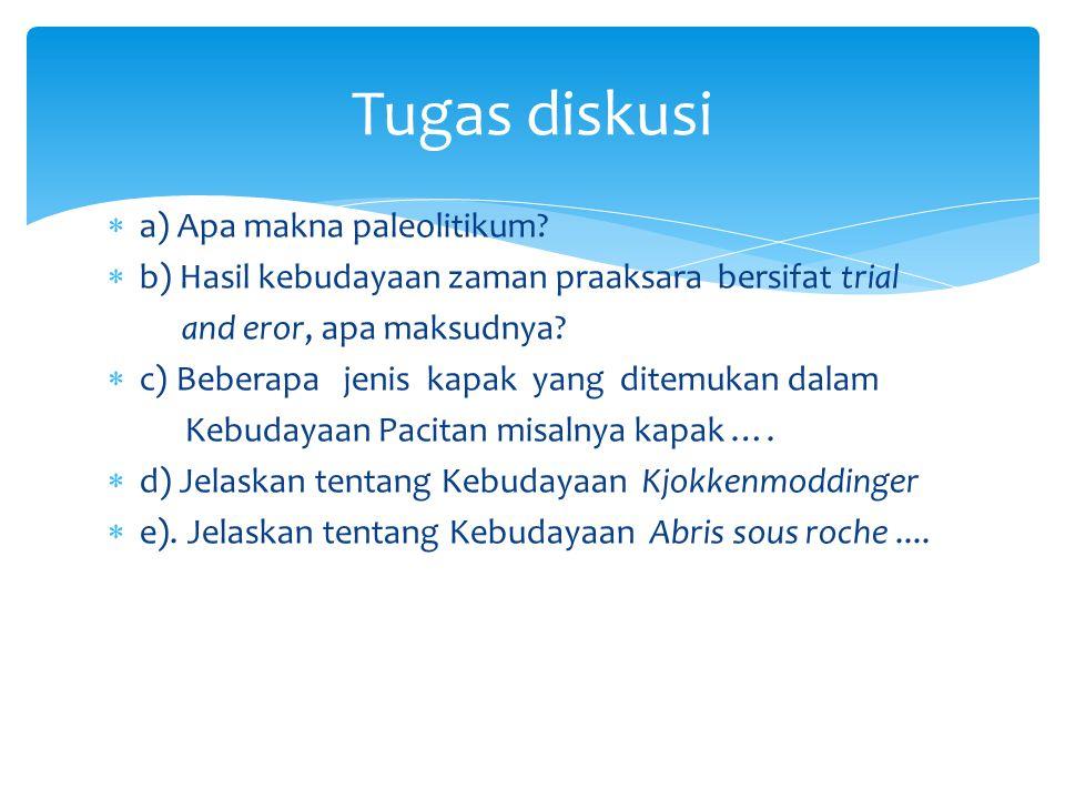  alat ini sampai sekarang masih banyak kita temukan di rumah tangga di Indonesia. Alat ini sering disebut dengan cobek, alat untuk menghaluskan rempa