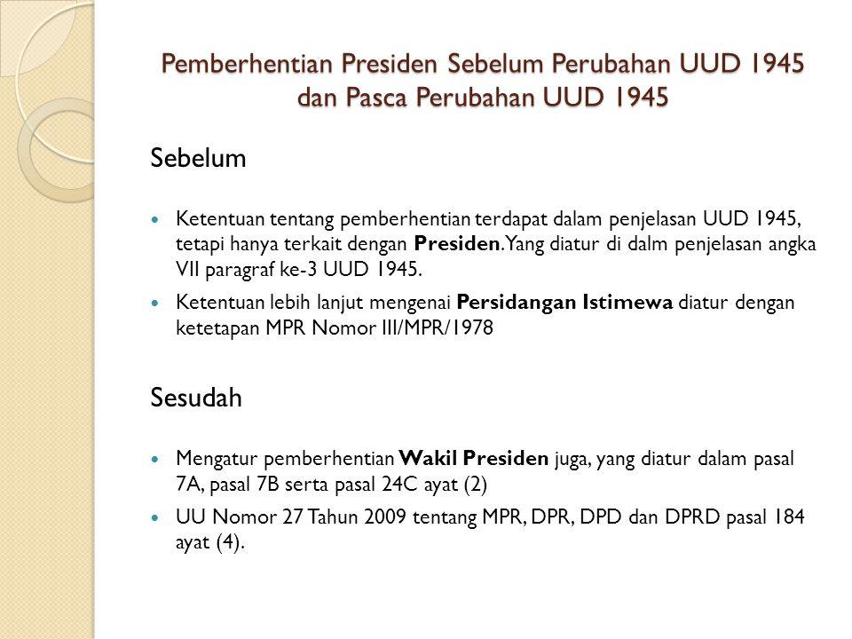 PARA PIHAK 1.Pemohon DPR (pasal 80 ayat (1) UU MK).