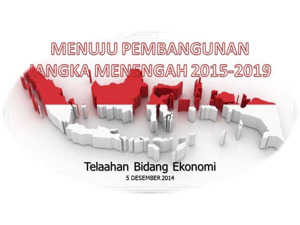 Telaahan Bidang Ekonomi 5 DESEMBER 2014