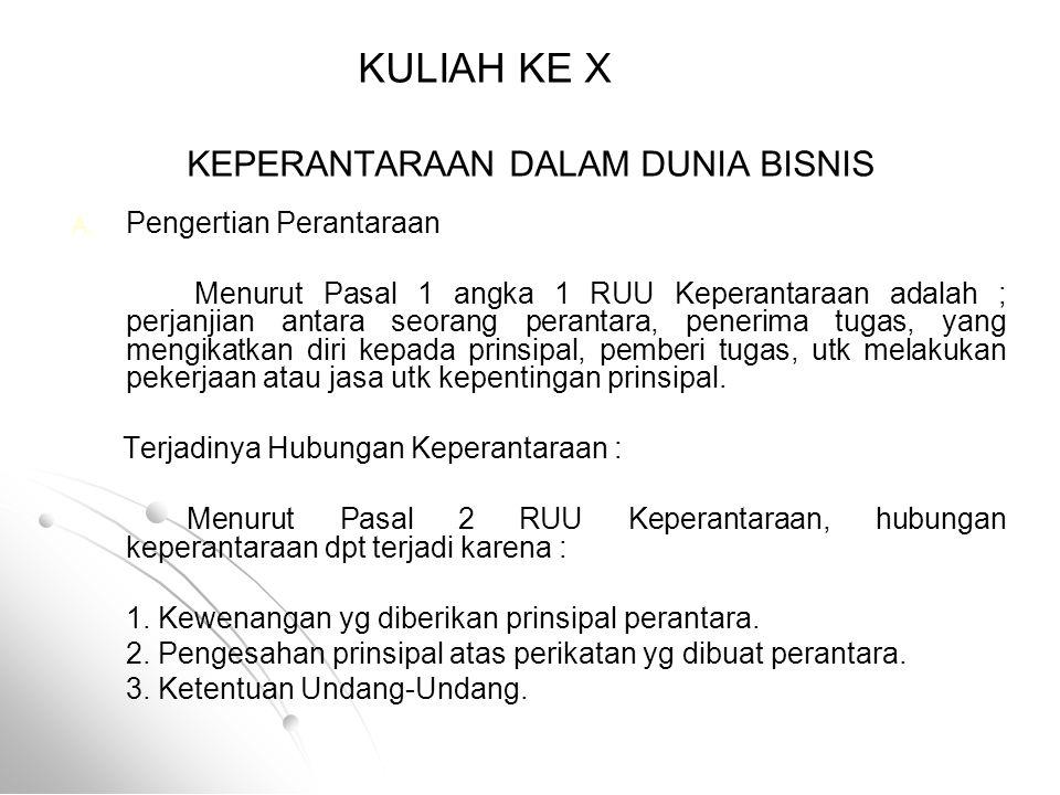 2.Badan Usaha a. Perusahaan yang Berbadan Hukum 1).