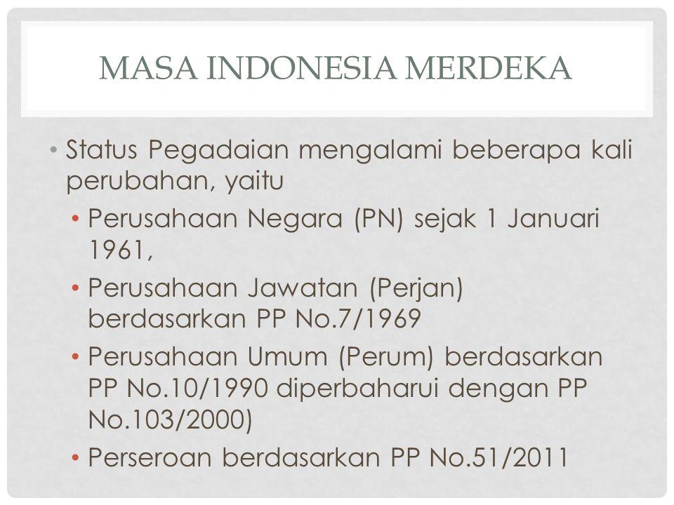 PEGADAIAN SYARIAH Perum Pegadaian membentuk Unit Layanan Gadai Syariah (ULGS) pada tahun 2003 di: Jakarta Surabaya Makassar Semarang Surakarta Yogyakarta Aceh Batam