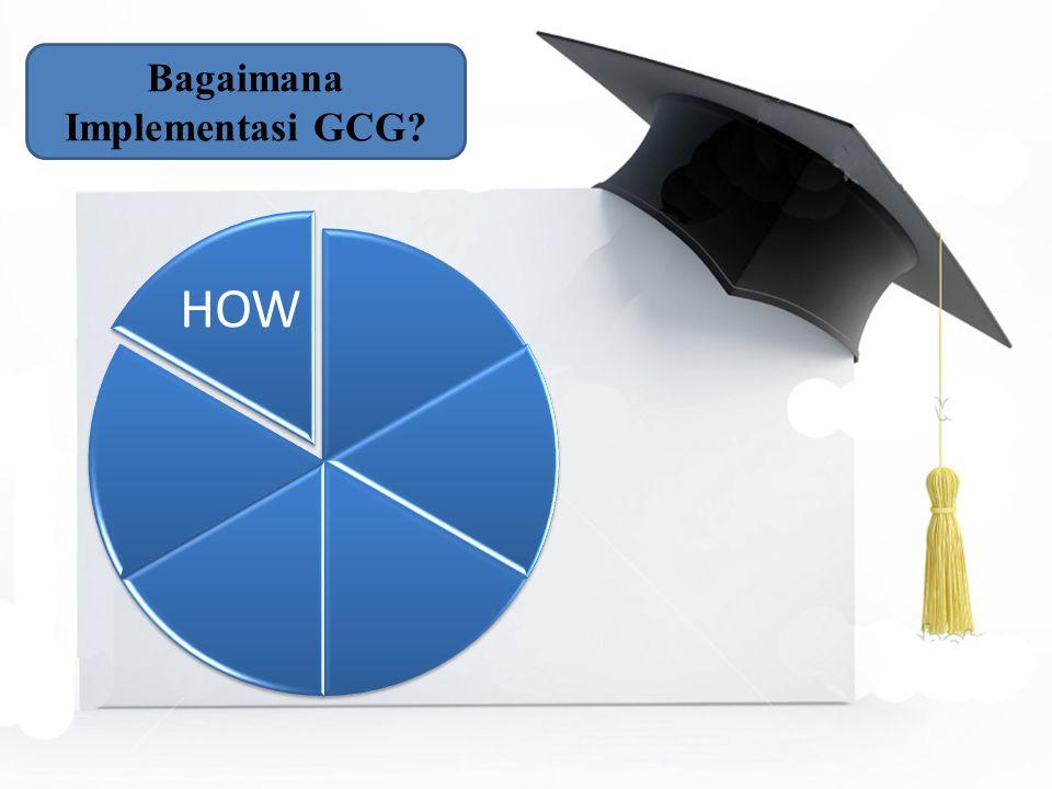 HOW Bagaimana Implementasi GCG?