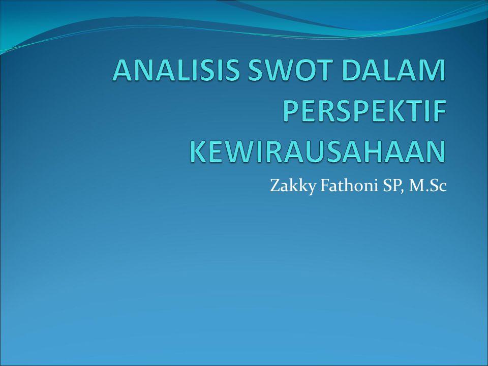 Zakky Fathoni SP, M.Sc