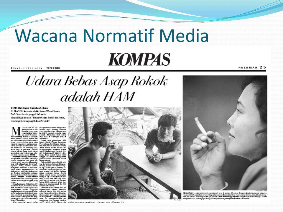 Wacana Normatif Media
