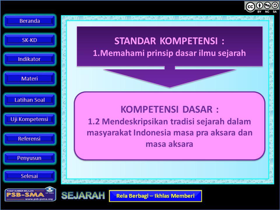 Beranda SK-KD Selesai Penyusun Indikator Materi Latihan Soal Uji Kompetensi Referensi Rela Berbagi – Ikhlas Memberi 4.